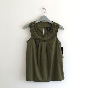 Mossimo | NWT Green Dress Tank